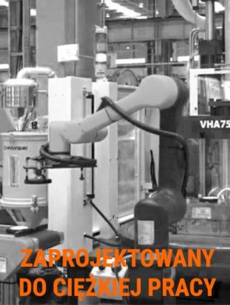 Robot współpracujący do ciężkiej pracy
