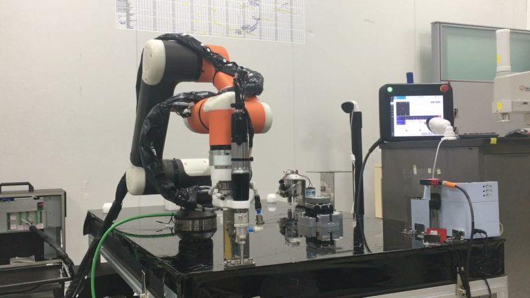robotyzacja montażu