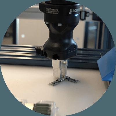 Hand-E dla robota HCR