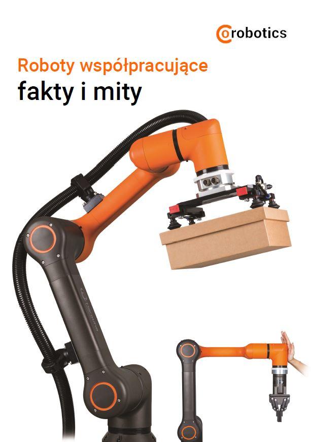 Robot współpracujący HCR - CoRobotics
