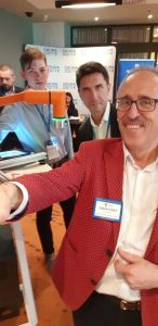 Robot współpracujący HCR na TECHNOVATION
