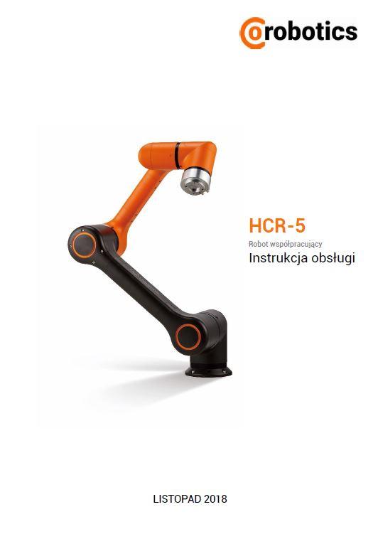 Instrukcja Obsługi - Przemysłowy Robot Współpracujący HCR-5