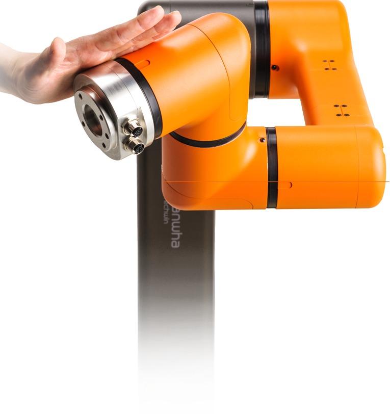 Zalety robota HCR