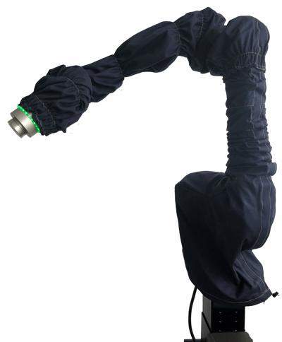 CoProtect - pokrowiec ochronny dla robota HCR