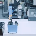 Maszyny CNC firmy DOOSAN obsługiwane przez roboty HCR