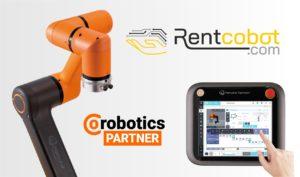 RentCobot partnerem CoRobotics.
