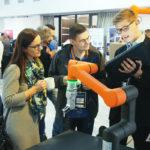 roboty przemysłowe i współpracujące