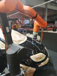 polerowanie robotem