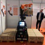 warsaw industry week - corobotics cobot HCR