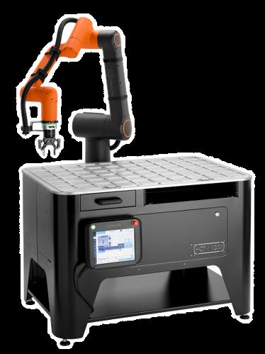 robotyzacja cnc