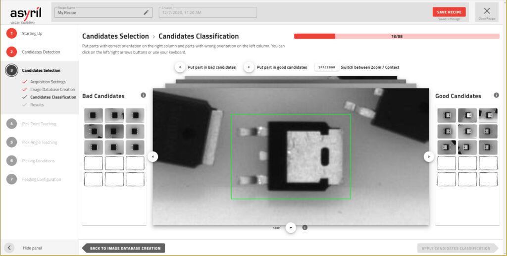 Gorąca premiera na koniec 2020 roku !!!!! EYE + EYE + to sztuczna inteligencja łącząca Asycube z dowolnym robotem. Steruj zasobnikiem Asycube, kamerą i robotem bezpośrednio z EYE + Studio, poprzez intuicyjny interfejs internetowy. EYE + optymalizuje wydajność Asycube dzięki zintegrowanej wizji opartej na sztucznej inteligencji oraz na potężnym kontrolerze. Od teraz możesz łatwo, szybko i precyzyjnie pozycjonować, separować, obracać i lokalizować dowolne elementy do pobrania przez robota dowolnego producenta. Konfiguracja całego systemu to tylko kilka intuicyjnych kroków. Zobacz jak efektywnie i elastycznie możesz dostarczać materiał dla robotów, dzięki rozwiązaniom Asyril SA - Experts in Flexible Feeding Systems. Zapraszam do kontaktu. #cobot #robot #automation #feeder #robotyzacja #przemysł #produkcja #manufacturing #industry #production #logistics #electronics #cosmetics #packaging #pakowanie