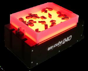 AsyCube backlight