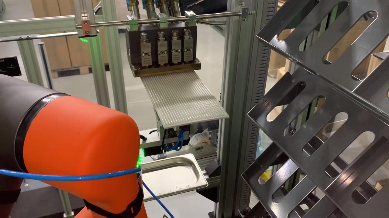 Robotyzacja klejenia