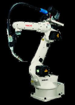 ROBOT SPAWALNICZY NACHI