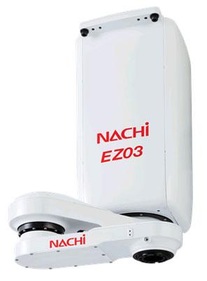Robot przemysłowy NACHI EZ03