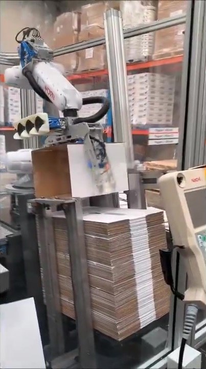 robotyzacja pakowania